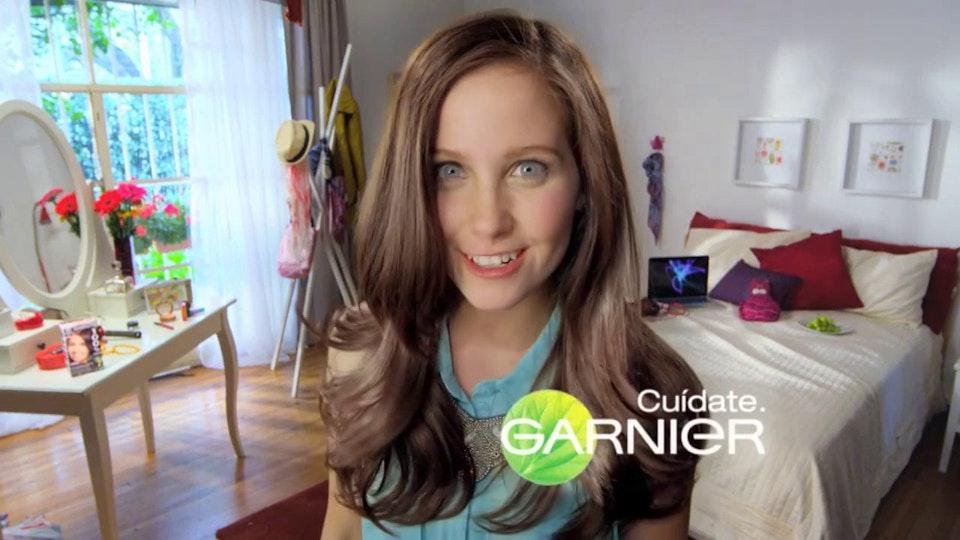 100%  Color Garnier Natasha Dupeyron -