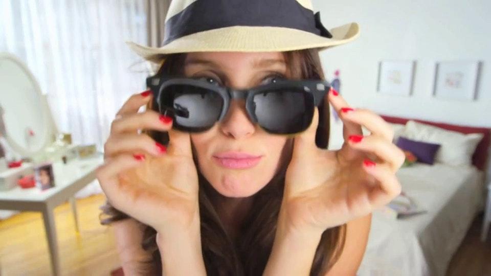 Natasha Dupeyron Garnier commercial -