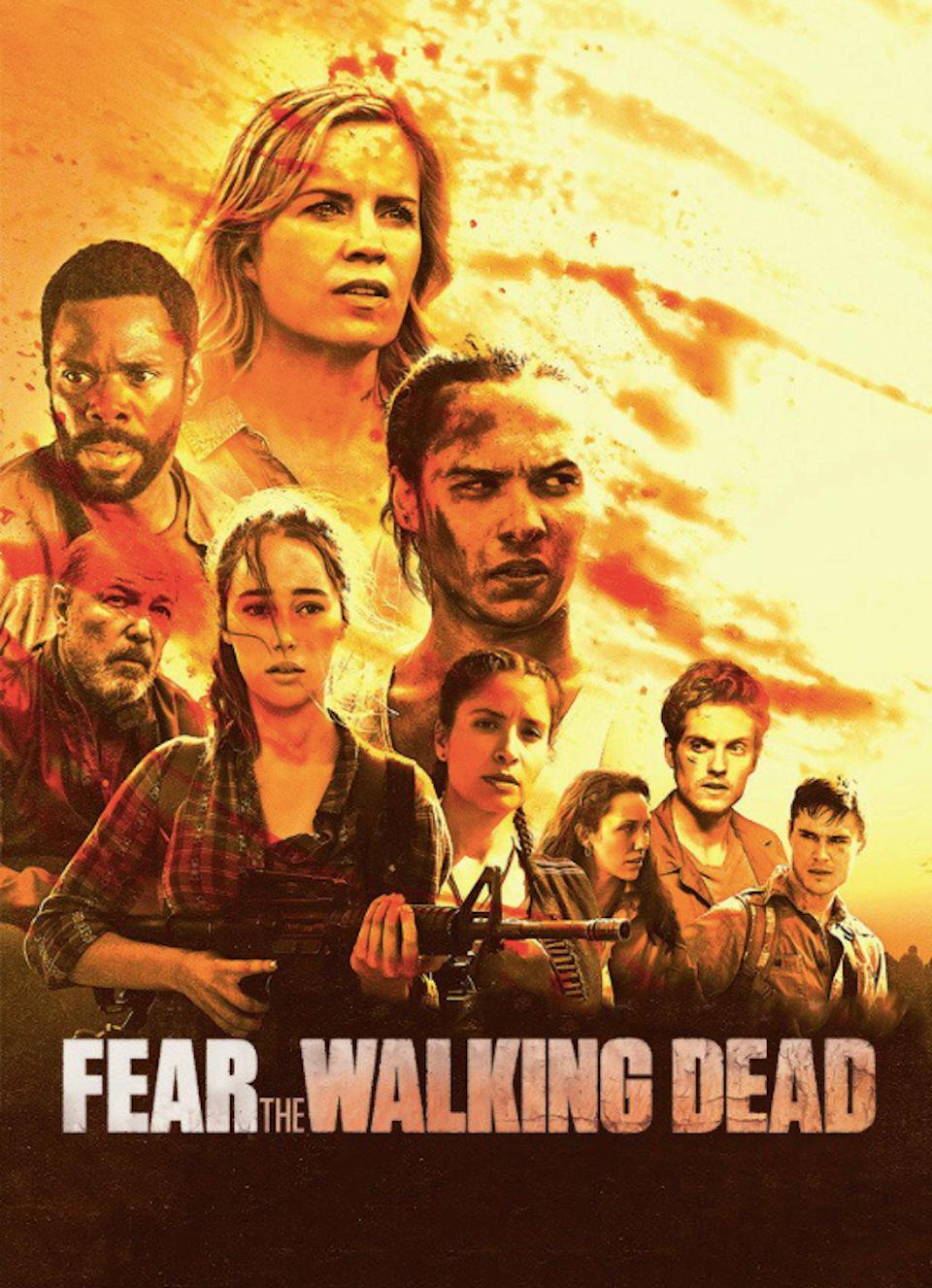 Fear The Walking Dead -