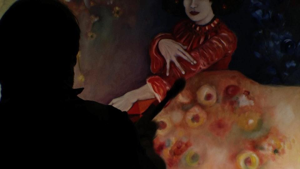 Painted Histories and Love Stories/Historias Pintadas y Cuentos de Amor -