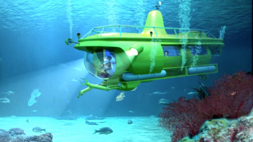 Huggies  Submarine/Kleenbebe Submarino