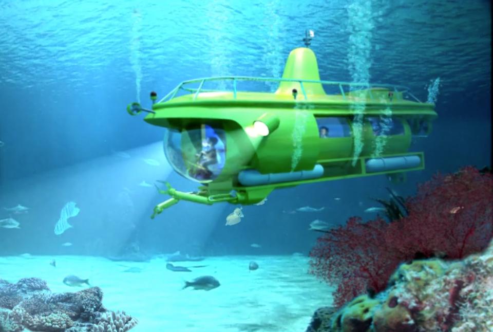Huggies  Submarine/Kleenbebe Submarino -