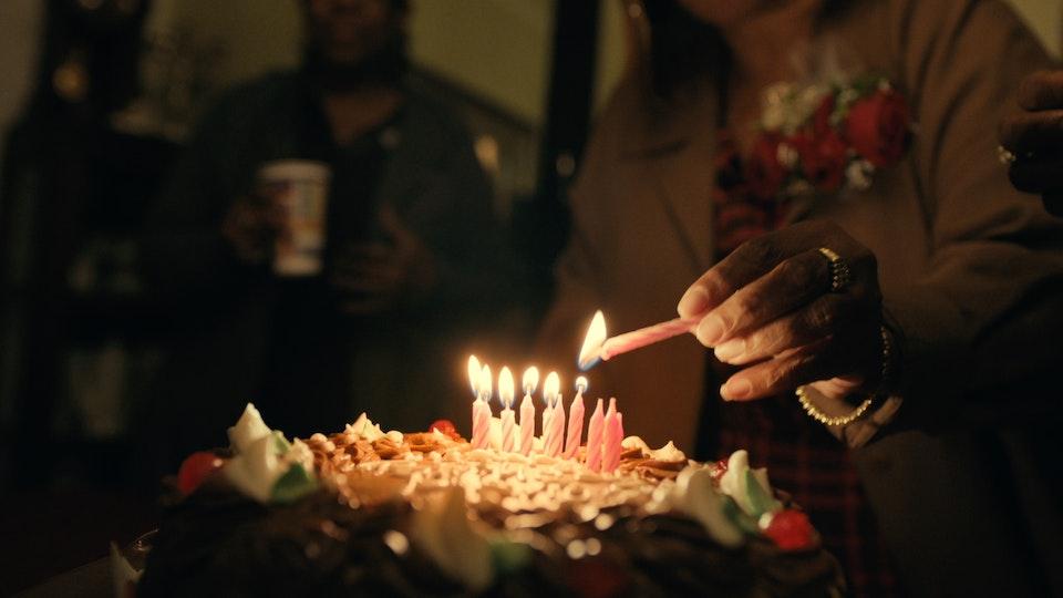 """""""HAPPY BIRTHDAY MARIO WOODS"""""""