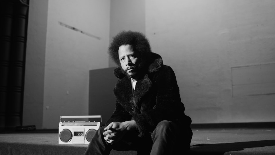THE BOOMBOX COLLECTION - BOOTS RILEY