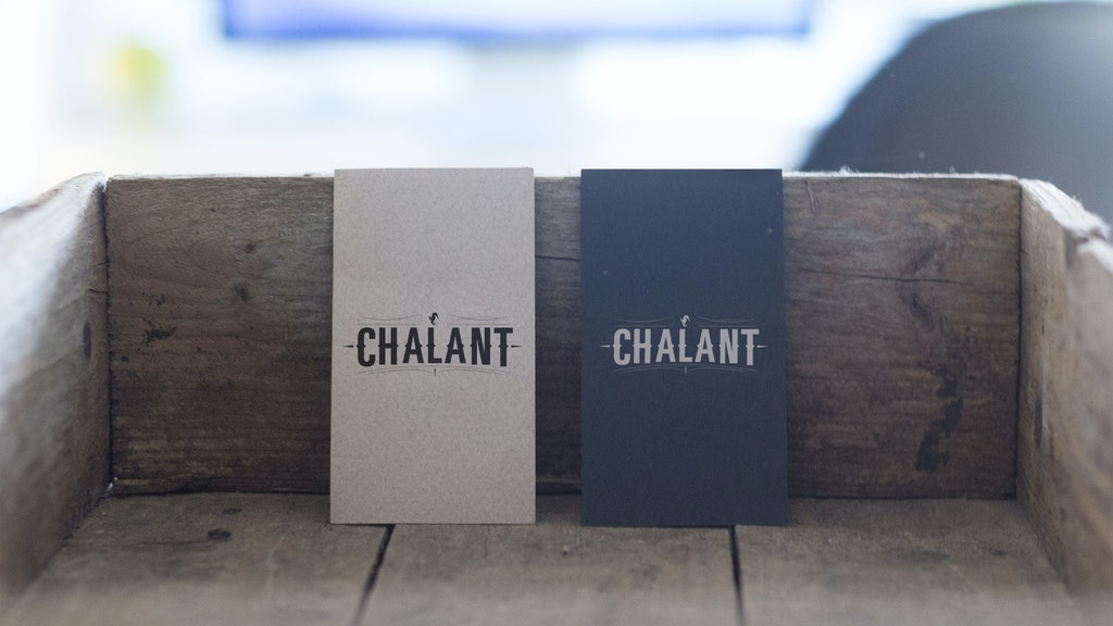 Chalant Branding