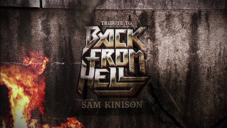 Sam Kinison Back From Hell