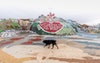 Secluded Beliefs - Salvation Mountain Slab City Jan 2015