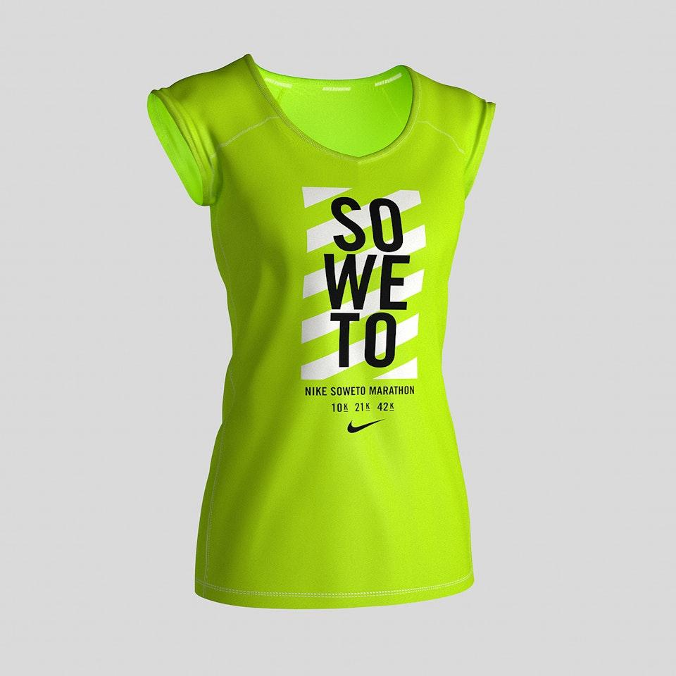 Nike Soweto Tee ladies