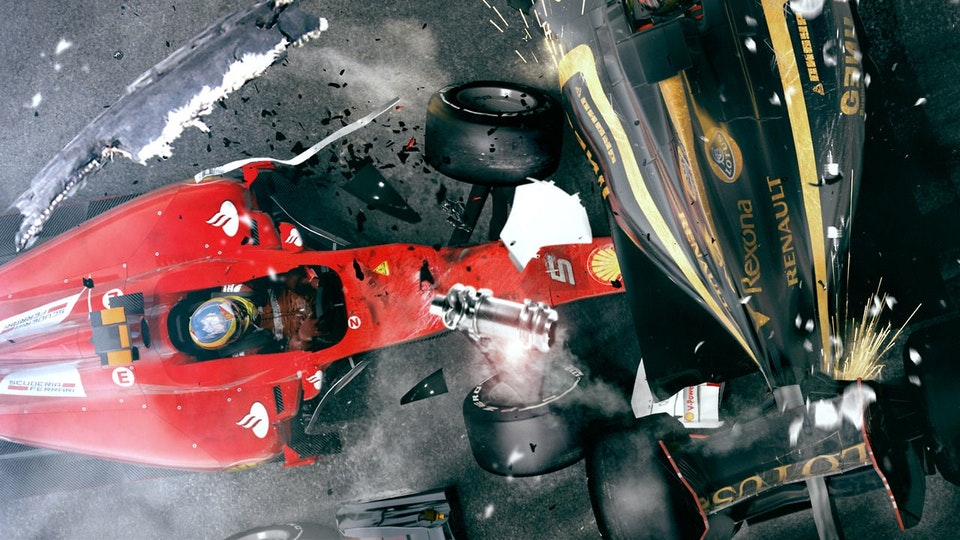 BBC / F1 Titles 2013