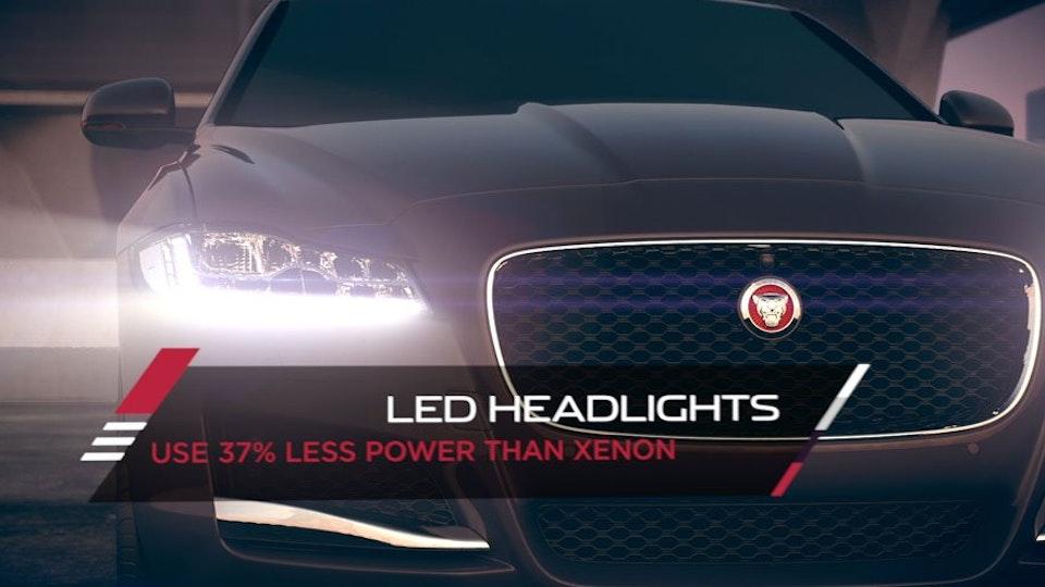 Jaguar / XF Efficiency Film