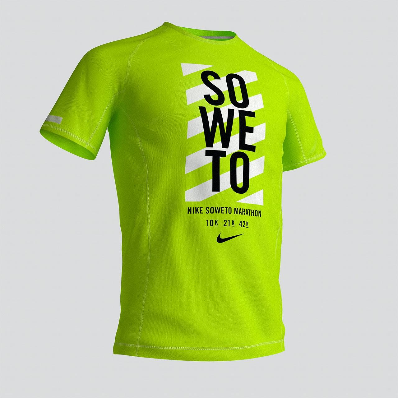 Nike Soweto Tee Mens