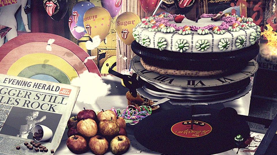Rolling Stones / Birthday Party TVC