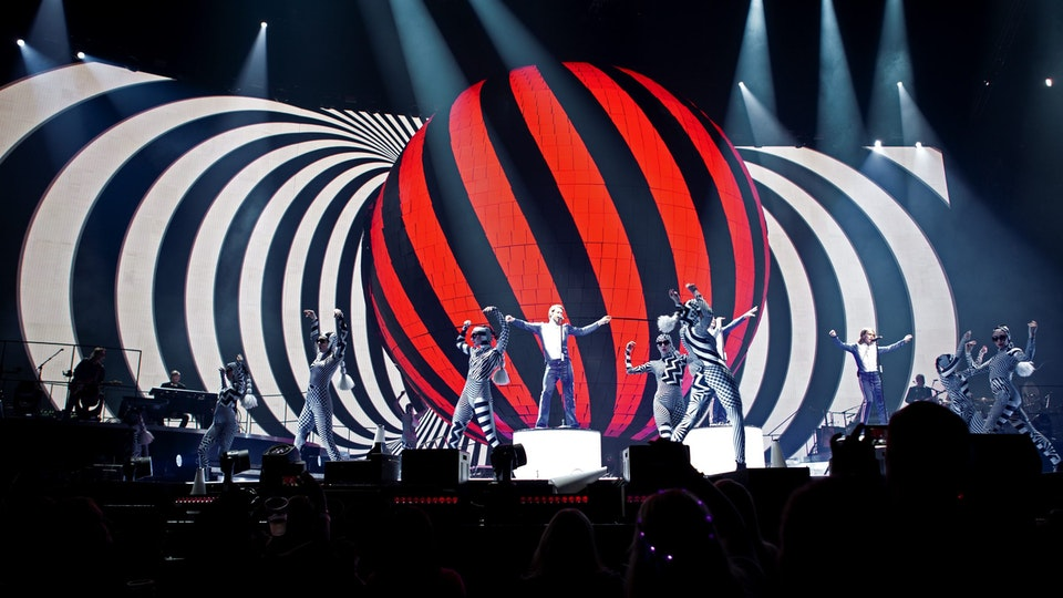 Take That / Odyssey Tour