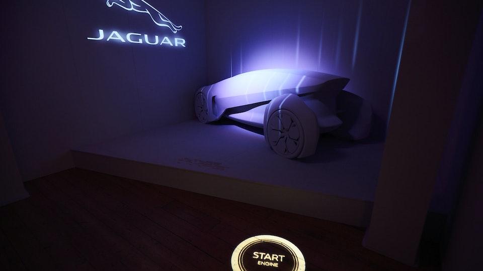 Jaguar / Design Frontiers 2017