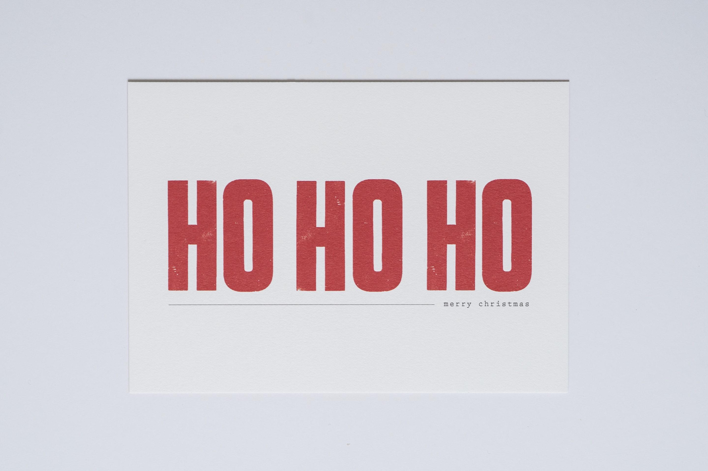 Letterpress Christmas Cards.Letterpress Christmas Cards James Urmston