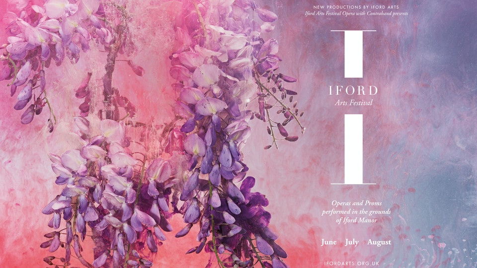 Iford Arts 2017, design & art direction