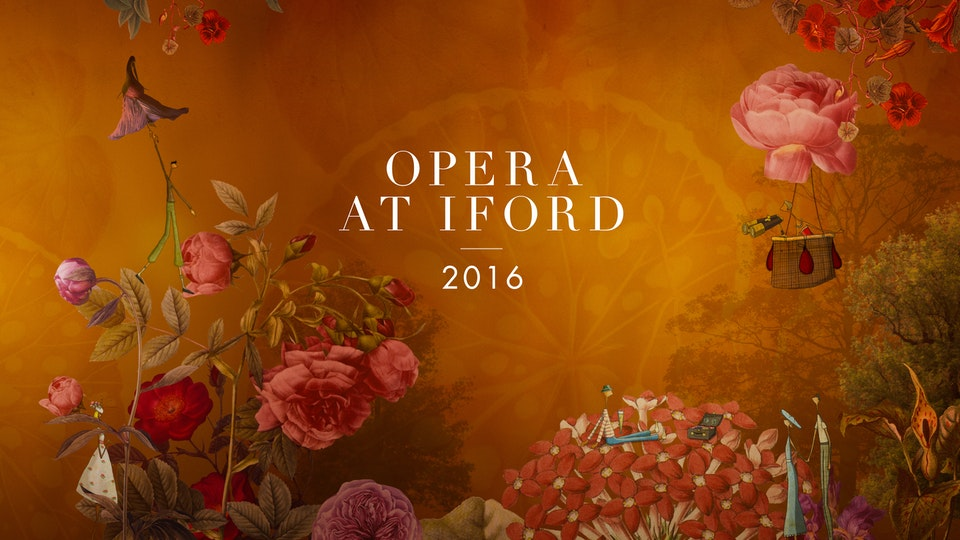Iford Arts 2016, design & illustration
