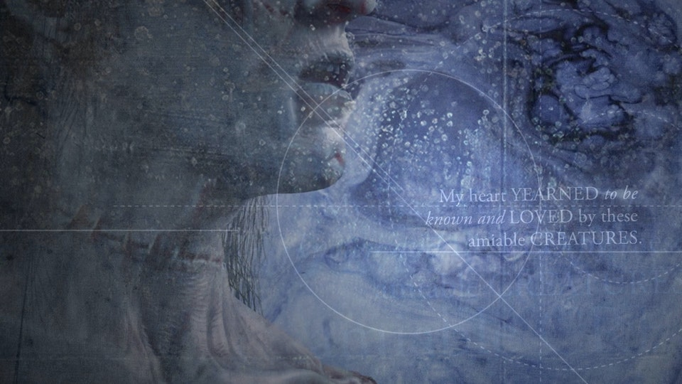 Commemorating 200 years of Frankenstein, design & art direction
