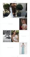 Romantica web design
