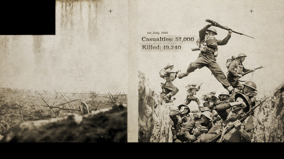 Battle of the Somme Centenary