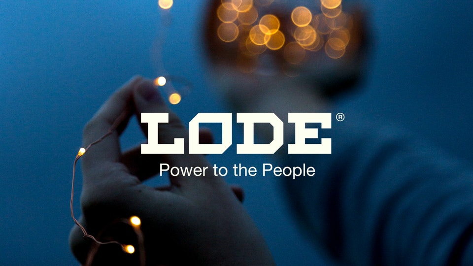 Lode Energy – Brand Launch