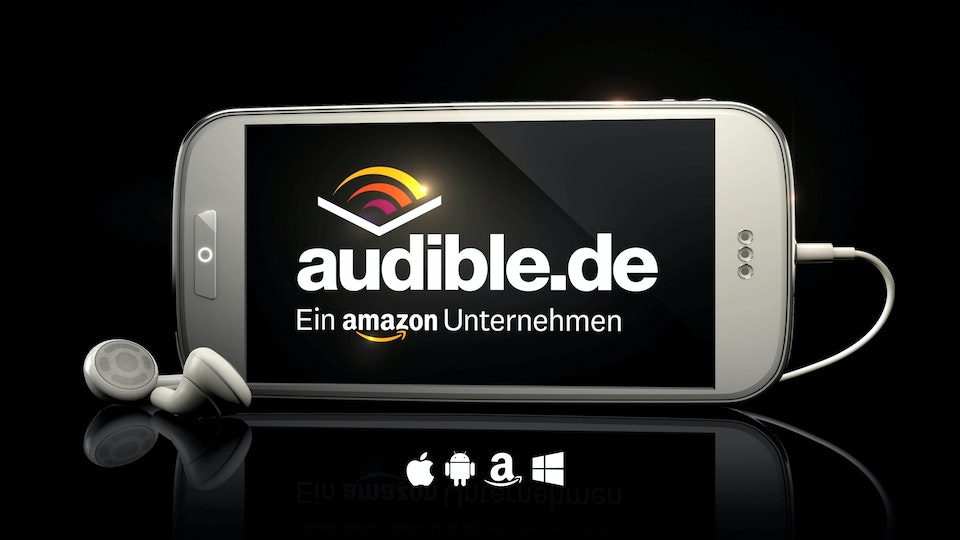 AUDIBLE KOPFKINO