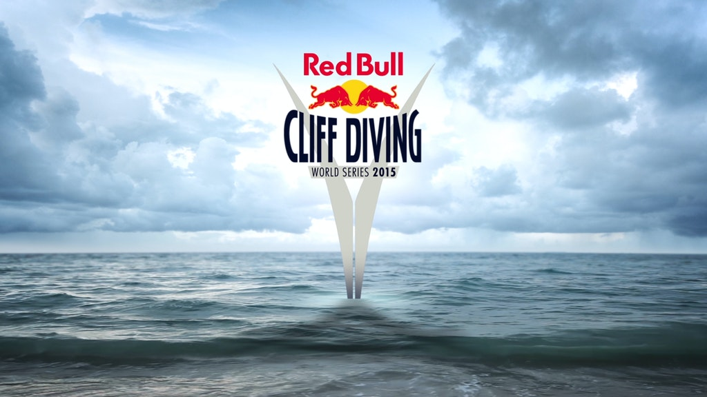 RED BULL CLIFF DIVING 2015
