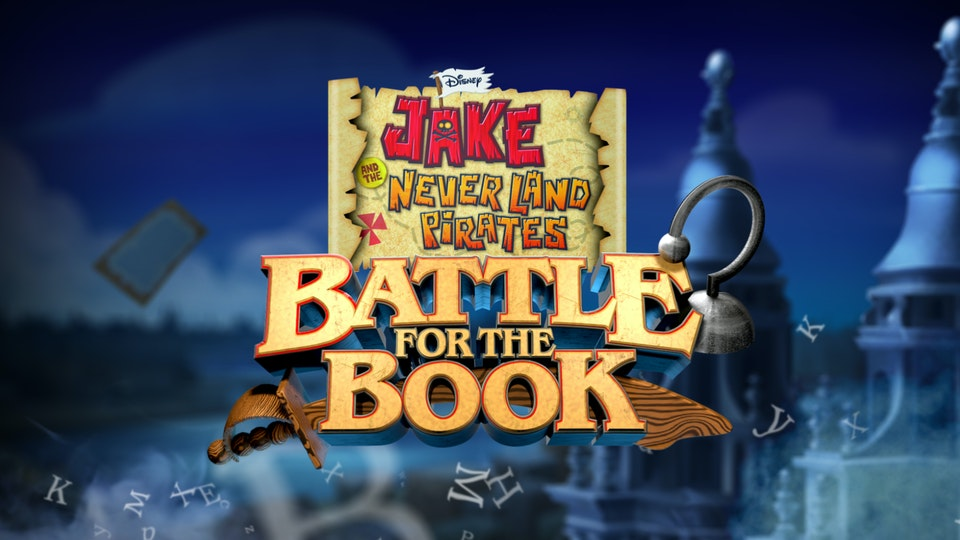 DISNEY CHANNEL BATTLE FOR THE BOOK