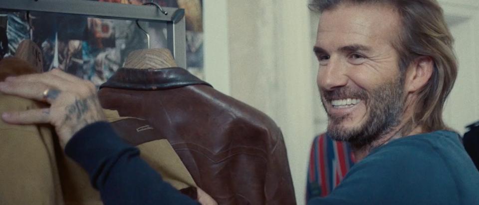 Kent & Curwen 'Daniel Kearns/David Beckham Wear It With Pride'