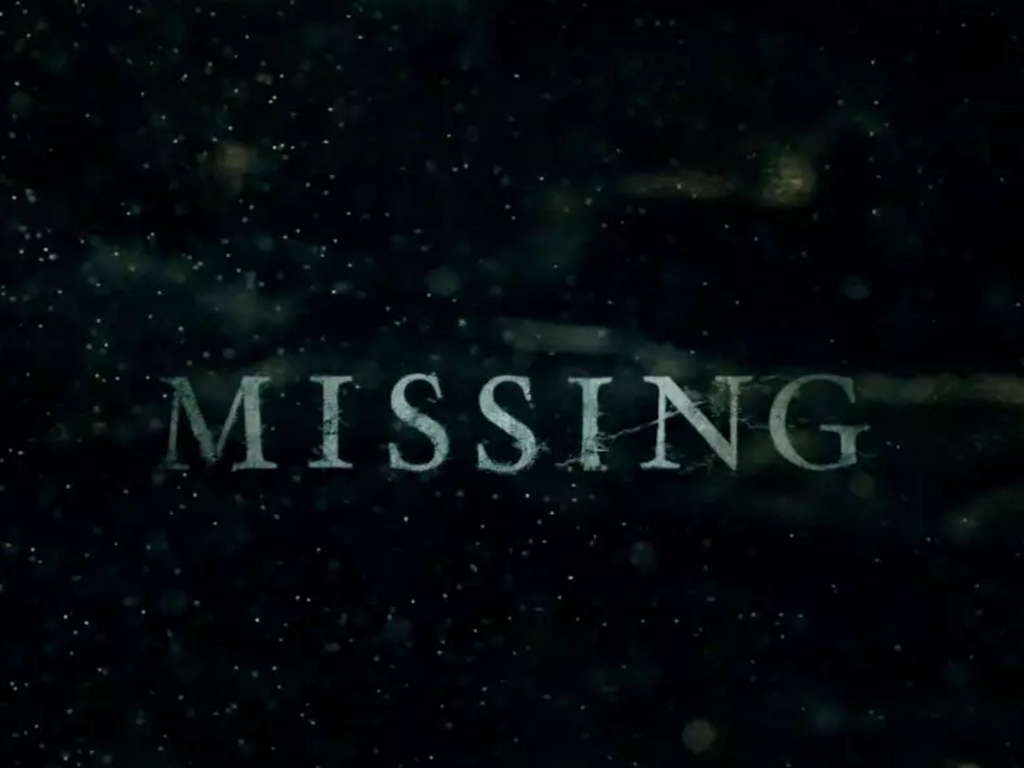 Missing - Title sequence