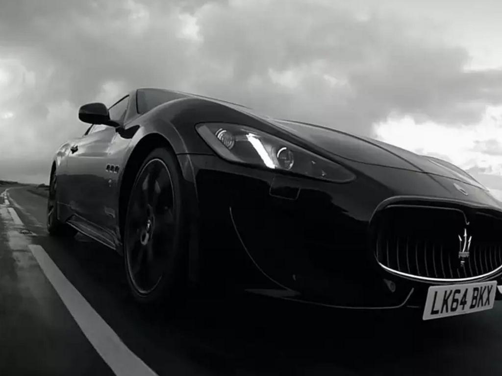 Maserati - Wherever you go, choose the longest road