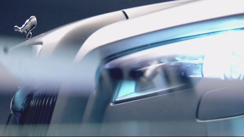 Rolls Royce - Ghost EWB