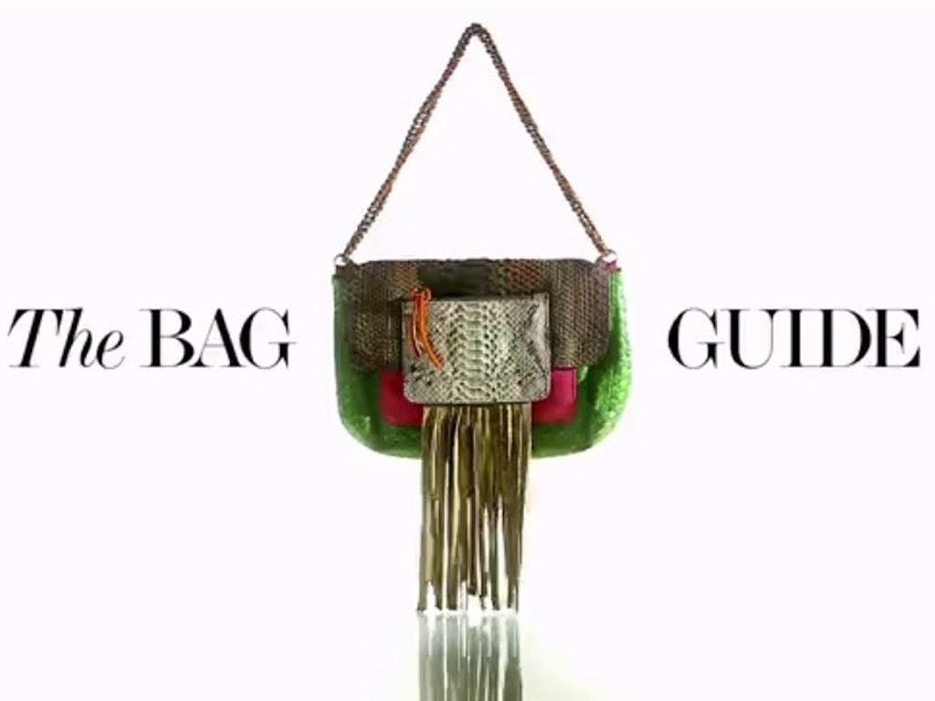 Net-A-Porter - Musical Bags