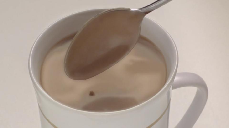 Nescafe Gold - Crema
