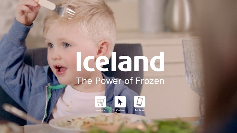 Iceland - The Power of Frozen
