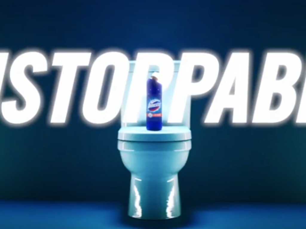 Domestos - Unstoppable