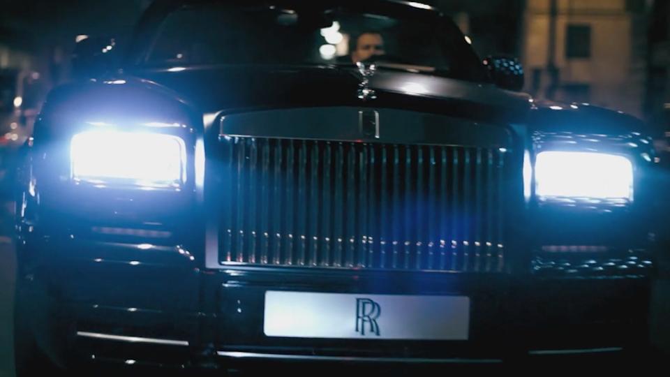 Rolls Royce - Nighthawk