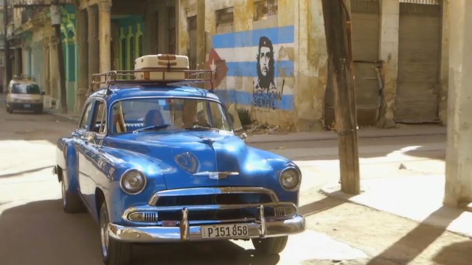 Saga Cuba