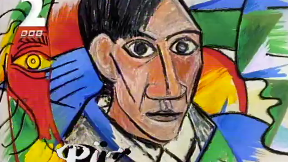 BBC2 - Picasso