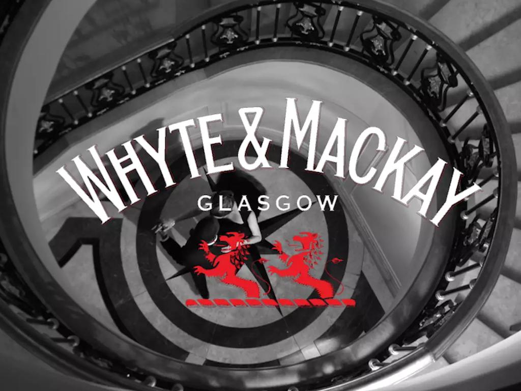 WHYTE &MCKAY 'Blue Velvet