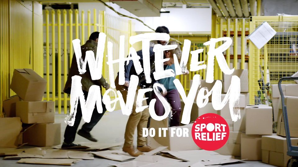 Sports Relief - Whatever Moves You