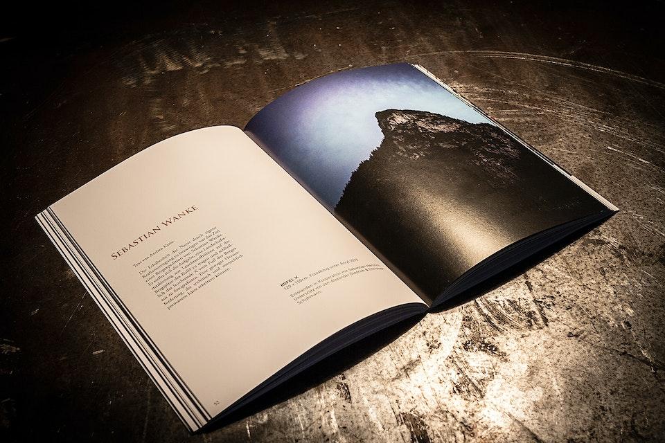 GRAND OUVERT - Katalog - GRAND OUVERT  Sebastian Wanke