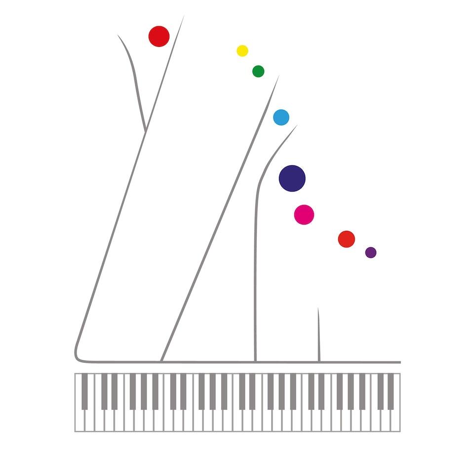 Serina Shek - Musical logo design