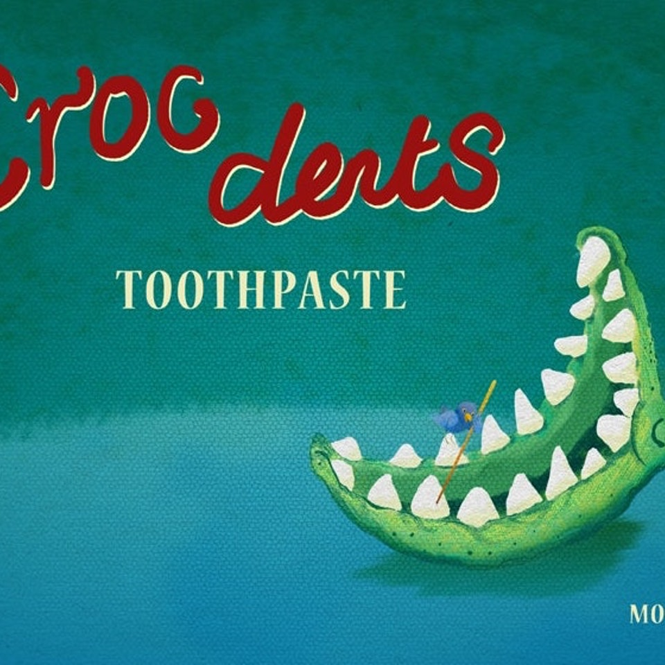 Serina Shek - Croc Dents