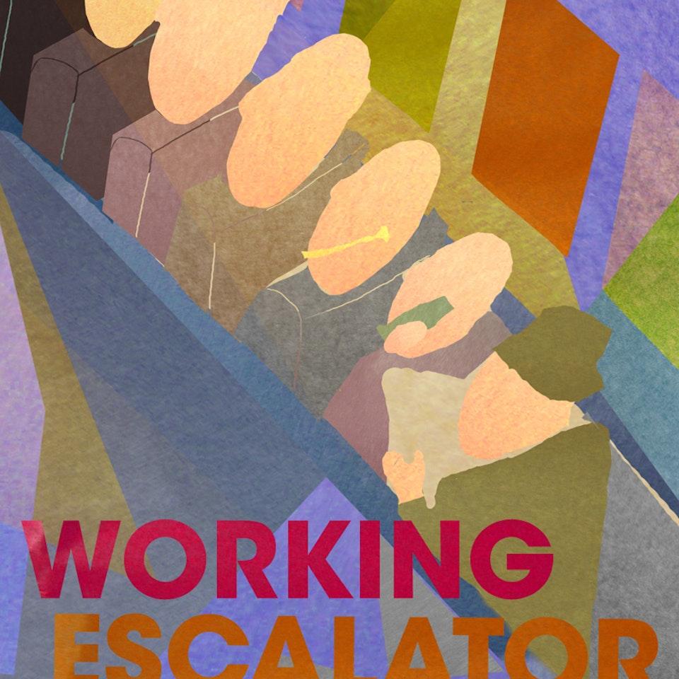 Serina Shek - Working Escalator