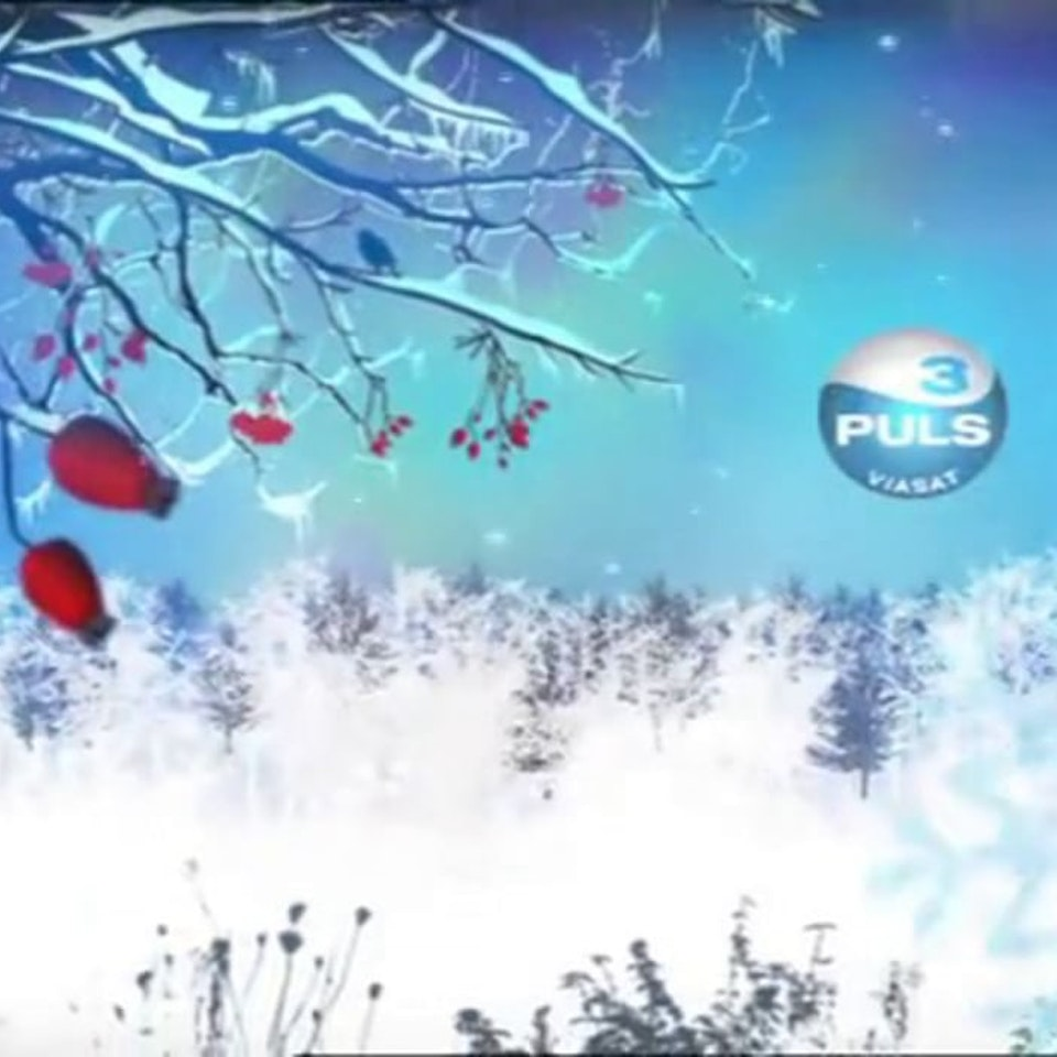 VIASAT promo's and branding motion design Kids' Christmas On PULS