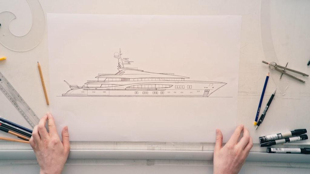 Winch Design - Yacht Design process