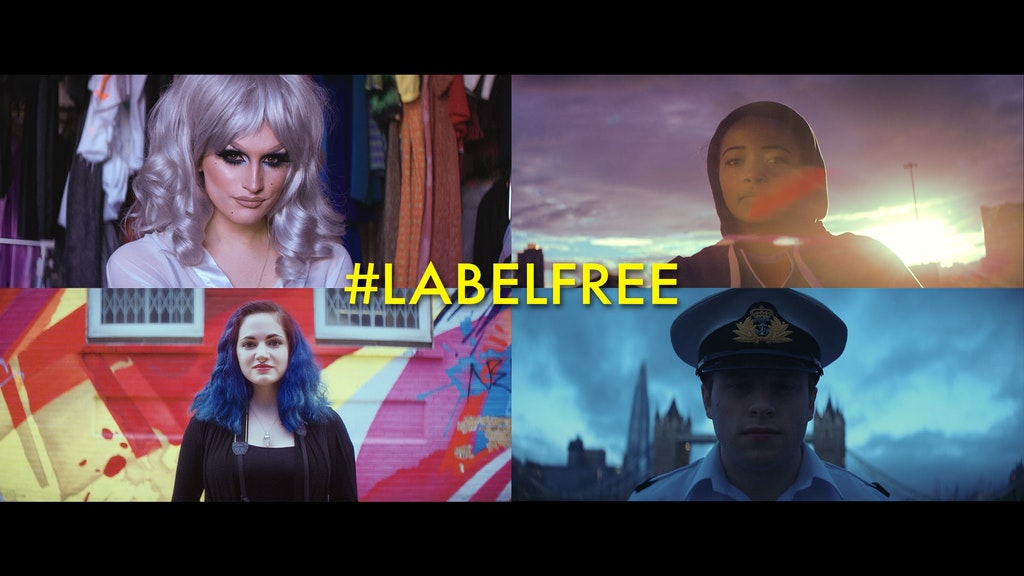 #LABELFREE