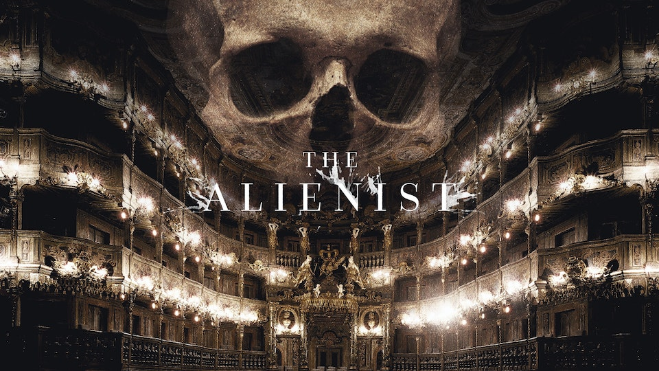 The Alienist titles pitch