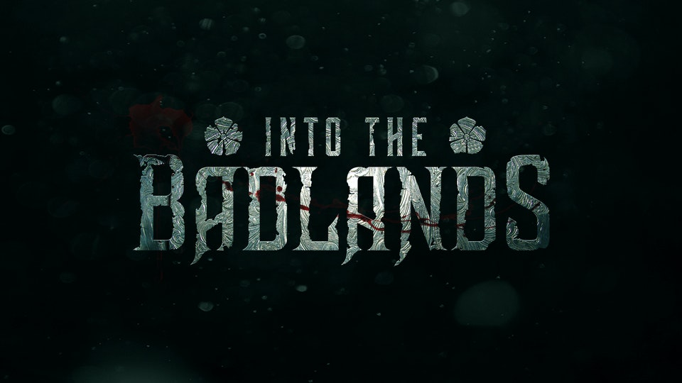 Into The Badlands - Logo design